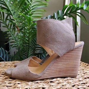 Lucky Brand Rittly wedge sandal